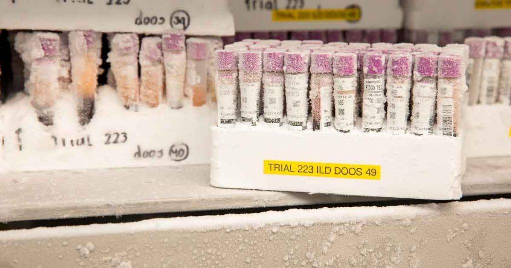 bioabank wetenschappelijk DNA
